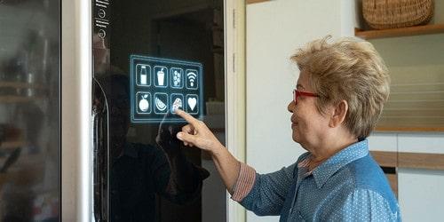 Domotique pour personnes âgées
