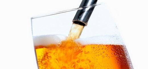 histoire de la bière-pression