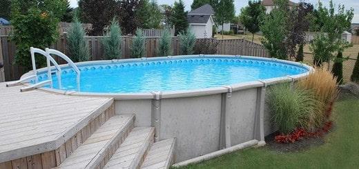 Choix d'une piscine hors sol