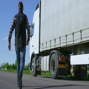 La vie d'un routier