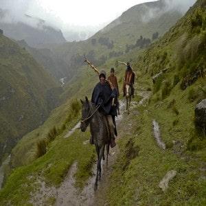Vacances en Equateur avec des locaux